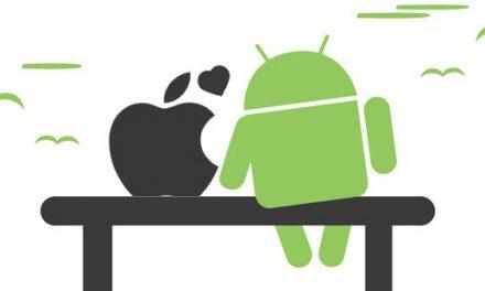 Quelle surcouche d'Android se rapproche le plus d'iOS?