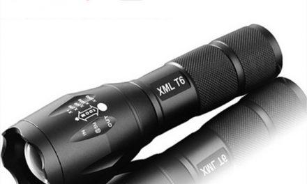 Pub Lampe Torche Shadowhawk X800 : Acheter la lampe au vrai prix