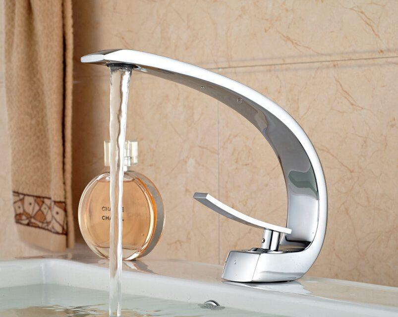 Achat design: Robinet de salle de bain à petit prix
