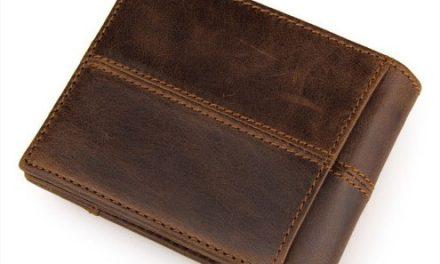 Porte Monnaie en cuir pas cher sur AliExpress