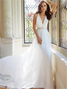 robe de mariage aliexpress 1