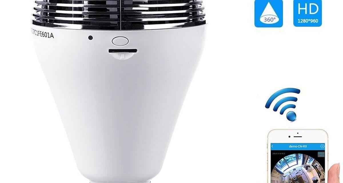 Acheter l'ampoule caméra surveillance EyesX3 au vrai prix