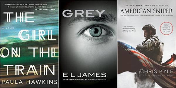 Quels sont les livres les plus vendus en France?