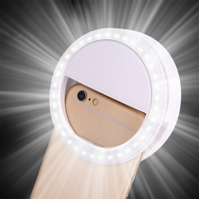lumiere selfie smartphone aliexpress francais